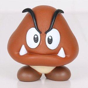 Bonecos Grandes 20cm - Goomba Turma Do Mario