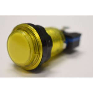 Botão Fliperama Led Line 12v Bartop com micro
