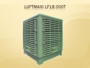 Climatizador Evaporativo LuftMaxi LF 18.000T