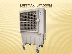 Climatizador Evaporativo LuftMaxi LF7.000M