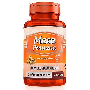 Maca Peruana - 60 Cápsulas