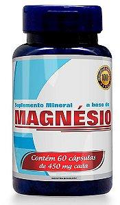 Suplemento Mineral à Base de Magnésio