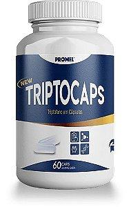 Triptocaps -  Triptofano - 60 Cápsulas