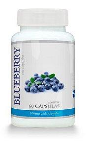 Blueberry em Cápsulas