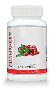 Cranberry em Cápsulas