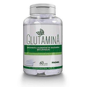 Glutamina - 60 Cápsulas