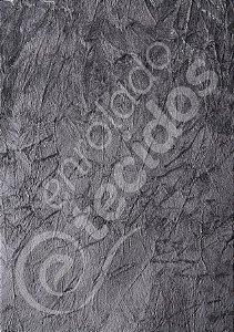 Tecido Suede Amassado Cinza 1,40m de Largura