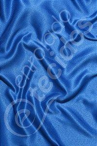 Tecido Cetim Azul Liso 3,0m de Largura