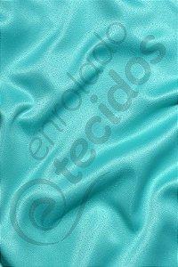 Tecido Cetim Azul Tiffany Liso 3,0m de Largura
