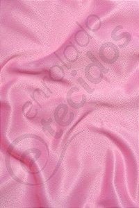 Tecido Cetim Rosa Bebê Liso 3,0m de Largura