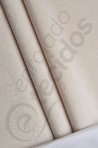 Tecido Suede Animale Bege Marfim 1,40m de Largura