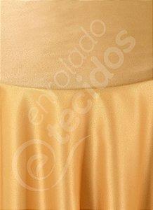 Toalha de Mesa Redonda para Buffet em Tecido Cetim (várias cores e tamanhos)
