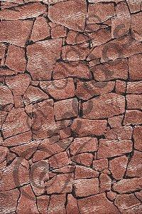 Tecido Jacquard Estampado Pedra Barro 1,40m de Largura
