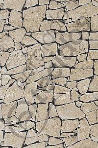 Tecido Jacquard Estampado Pedra Bege 1,40m de Largura