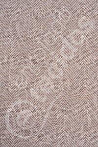 Tecido Jacquard Estampado Liso Composé Tijolo Bege 1,40m de Largura