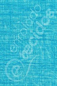 Tecido Jacquard Estampado Liso Azul Turquesa 1,40m de Largura
