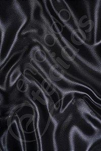 Tecido Cetim Preto 1,50m de Largura