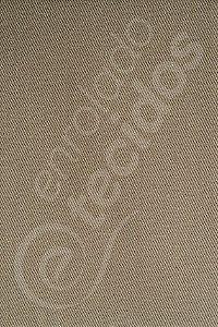 Tecido Sarja Peletizada Liso Bege Escuro 1,6m de Largura