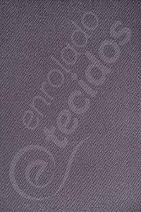 Tecido Sarja Peletizada Liso Cinza Chumbo 1,6m de Largura