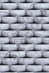Tecido Wall Linea 3D Ribbon 1,4m de Largura