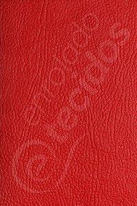 Tecido Revestimento Sintético Corano® Vermelho 1,4m de Largura