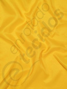 Tecido Oxford Amarelo Ouro 3,0m de Largura