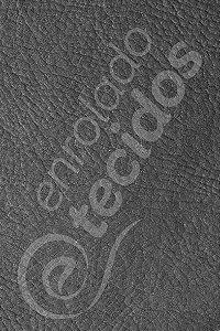 Tecido Revestimento Sintético Corano® Cinza Asfalto 1,4m de Largura