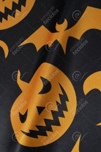 Tecido Party Decor Halloween 1,50m de Largura