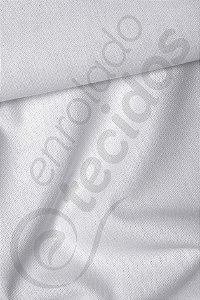 Tecido Percal 150 Fios Branco 2,50m de Largura