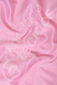 Tecido Cetim Rosa Bebê 1,50m de Largura