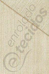 Tecido Brugges Palha Cru (rústico) 3,00m de Largura