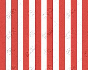 Tecido Jacquard Fio Tinto Listrado Vermelho (desenho sentido largura) 2,80m de Largura