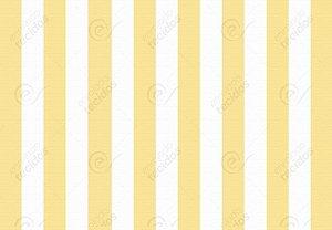 Tecido Jacquard Fio Tinto Listrado Amarelo (desenho sentido largura) 2,80m de Largura