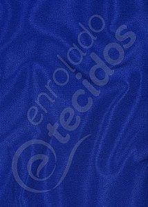 Tecido Oxford Azul Royal Liso 3,0m de Largura