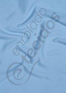 Tecido Oxford Azul Bebê Liso 3,0m de Largura