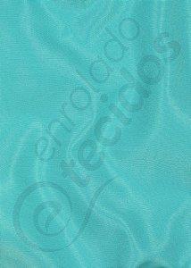 Tecido Oxford Azul Tiffany Liso 3,0m de Largura