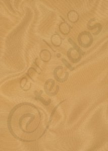 Tecido Oxford Dourado Liso 3,0m de Largura
