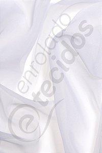Tecido Voil Branco 3,0m de Largura