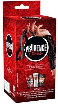 Kit Fetiche Edição Limitada Prudence