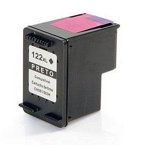 Cartucho de Tinta Compatível com HP 122XL - 12 ml