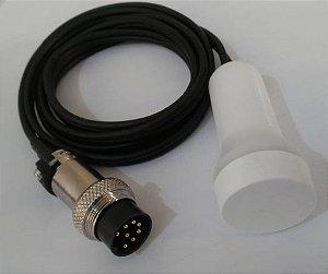 Transdutor MICROEM MD Com Conector - Modelo Novo