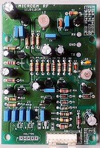 Placa do Detector Fetal MD1000 marca Microem