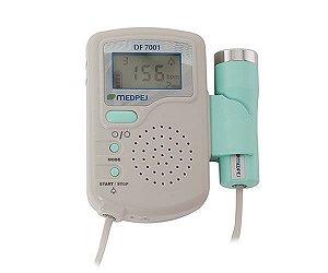 Monitor Doppler MEDPEJ DF 7001 D - REGARREGÁVEL