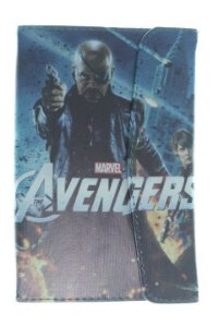 Capa para Tablet 7 Pol. Universal Estampas Os Vingadores