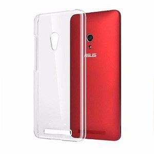 Capas para Celular Asus Zenfone 5 Tpu Silicone Transparente ou Fumê