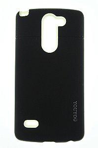Capas para Celular LG G3 Stylus D690 Anti Impacto na cor Preta