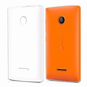 Capas para Celular Linha Nokia TPU Silicone Transparente