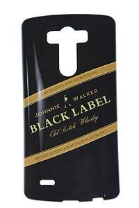 Capas para Celular LG G3 D855 Tpu Silicone Estampa Black Label
