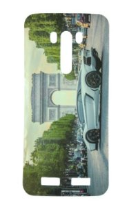 Capas para Celular Asus Zenfone Selfie Silicone Estampa Car