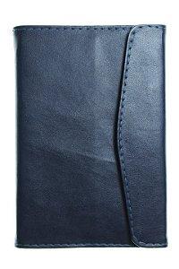 Capas para Tablet 7 Polegadas Universal em Couro Sintético na Cor Azul